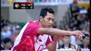 Sepak takraw ISTAF Super Series 2011 Men