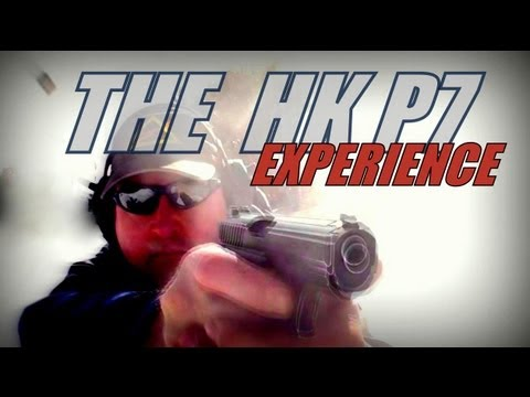 Hk P7 - You Just Gotta Shoot One