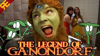 The Legend of Ganondorf: A Zelda Song (Game Parody)