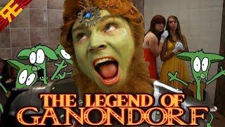 The Legend of Ganondorf: A Zelda Song (Game Parody)