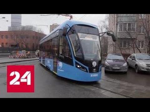Городские технологии. Наземный транспорт Москвы. Специальный репортаж Дмитрия Щугорева