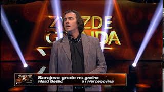 Amil Biscanin - Sarajevo grade moj - - (live) - ZG 2014/15 - 25.10.2014 EM 6.