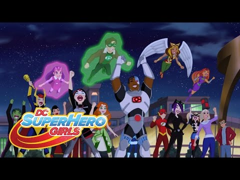 DC Super Hero Girls׃ Hero of the Year Official Trailer