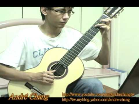 Carulli , Ferdinando - Vals in C Major [ Andre Chang ]