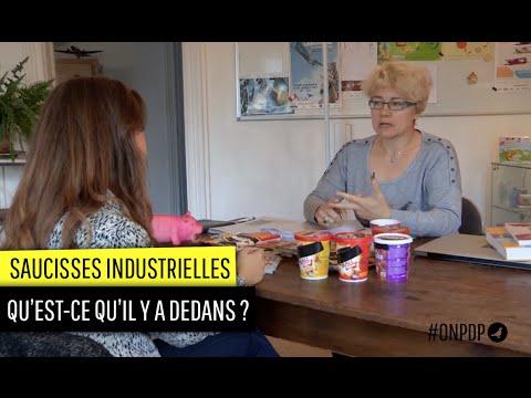 De quoi sont faites les saucisses industrielles ?