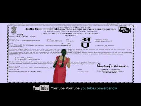 English Vinglish First Look Trailer (Telugu)