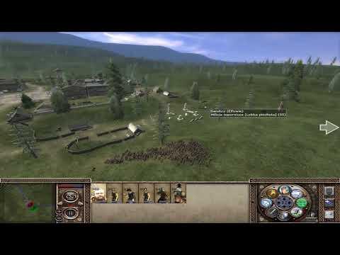 Zagrajmy w Third Age MOS (Bitwa o Wzgórza Kurhanów) part 5
