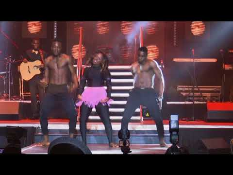 #BackStage:  Rema Namakula's Banyabo Concert 2018