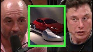 Joe Rogan - Elon Musk's Fix for L.A. Traffic