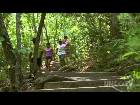 NC WEEKEND | Hanging Rock State Park | UNC-TV