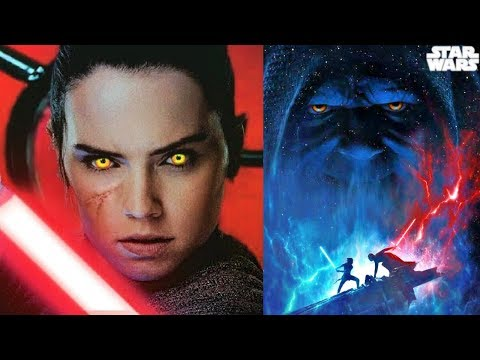 OFFICIAL D23 Star Wars Episode 9 Panel!! - REY WIELDS RED DOUBLE BLADED LIGHTSABER