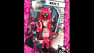 Monster High New Scaremester Catty Noir Türkçe Tanıtım