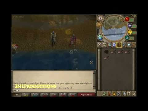 Runescape 1-99 Fishing Guide P2P