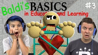 HE JUST WANTS A HUG!! Baldis Basics In Education And Learning 3