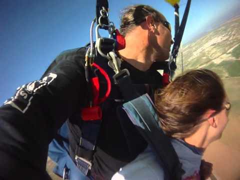 Tandem Skydive Jerez