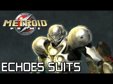 Dark & Light Suits in Metroid Prime