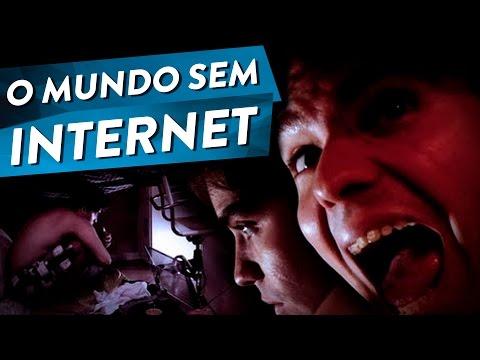 O MUNDO SEM INTERNET