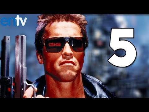 Arnold Schwarzenegger Returns for TERMINATOR 5