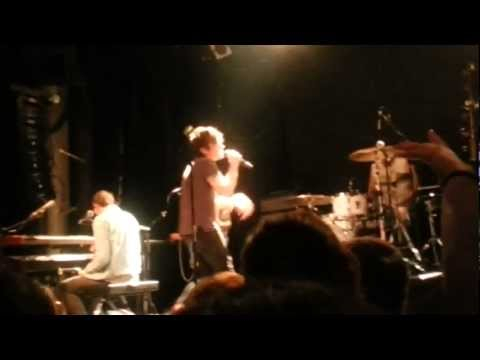 [Our name is FUN] All Alone - FUN. (LIVE @ MADRID 21-10-2012)
