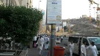 Suatu pagi di mekkah