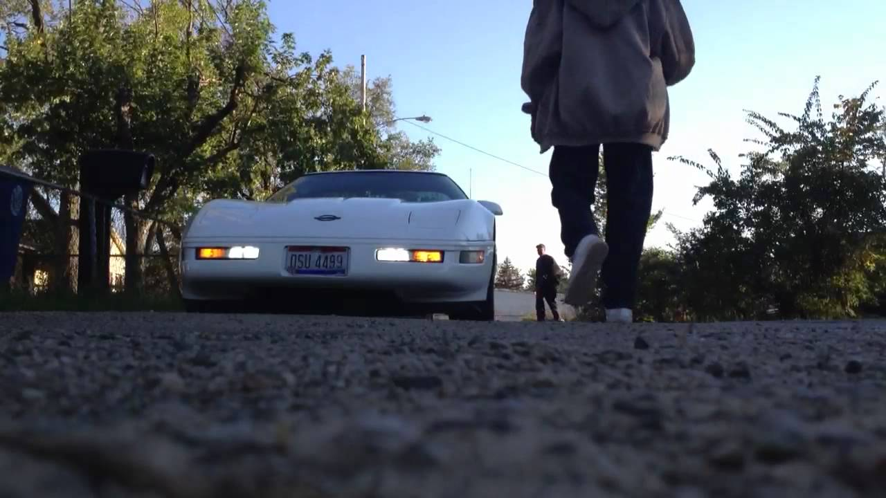 Hid Headlights And Fog Lights In 1996 Corvette Youtube