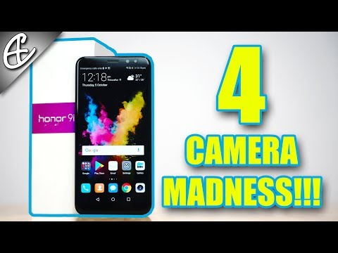 Honor 9i a.k.a Maimang 6 (4 Cameras | 18:9 Display | Kirin 659) - Unboxing & Hands On!