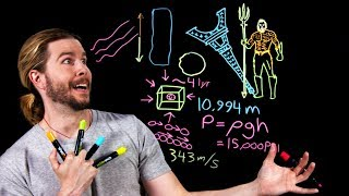 Aquaman Under Pressure | Because Science Live