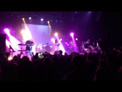 Underoath- Reinventing Your Exit (Live) Farewell Tour, Union Transfer Philly,PA 1/16/13