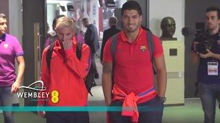 Liverpool v Barcelona - Tunnel Cam Messi, Suarez, Klopp, Coutinho | Inside Access