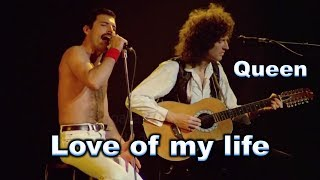Queen Love Of My Life Legendado Hd Rock Love 002