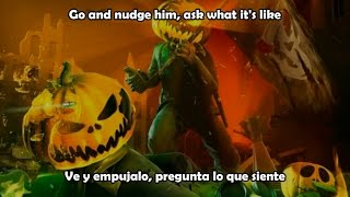 Helloween Burning Sun Subtitulos En Espa Ol Y Lyrics Hd