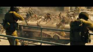 The World War Z movie production part 3 - Behind the Scenes and Special effects