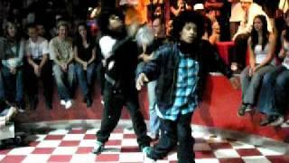 Les Twins Show/ Rock Tha Floor