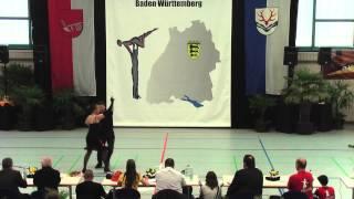 Sonja Beier & Martin Steimer - LM Baden-Württemberg & Hessen 2015
