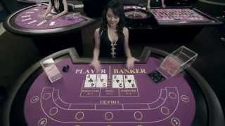 Asia Live Dealer games on Betfair Live Casino