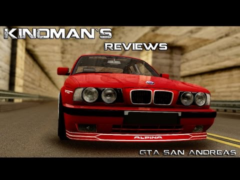 BMW M5 E34 Alpina
