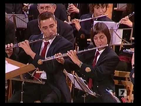 Himno a Buñol - CIM La Armonica de Buñol - El Litro - Mano a Mano 2008
