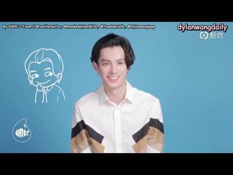 [ENGSUBS] 180828 Leyu's Interview - Dylan Wang (王鹤棣)