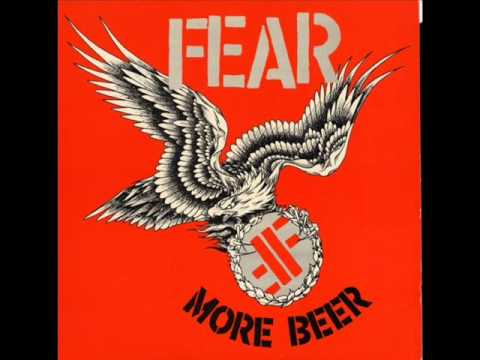 Fear - The Mouth Dont Stop
