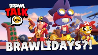 Brawl Talk - Pirate Brawlidays, 2 Brawlers and more!