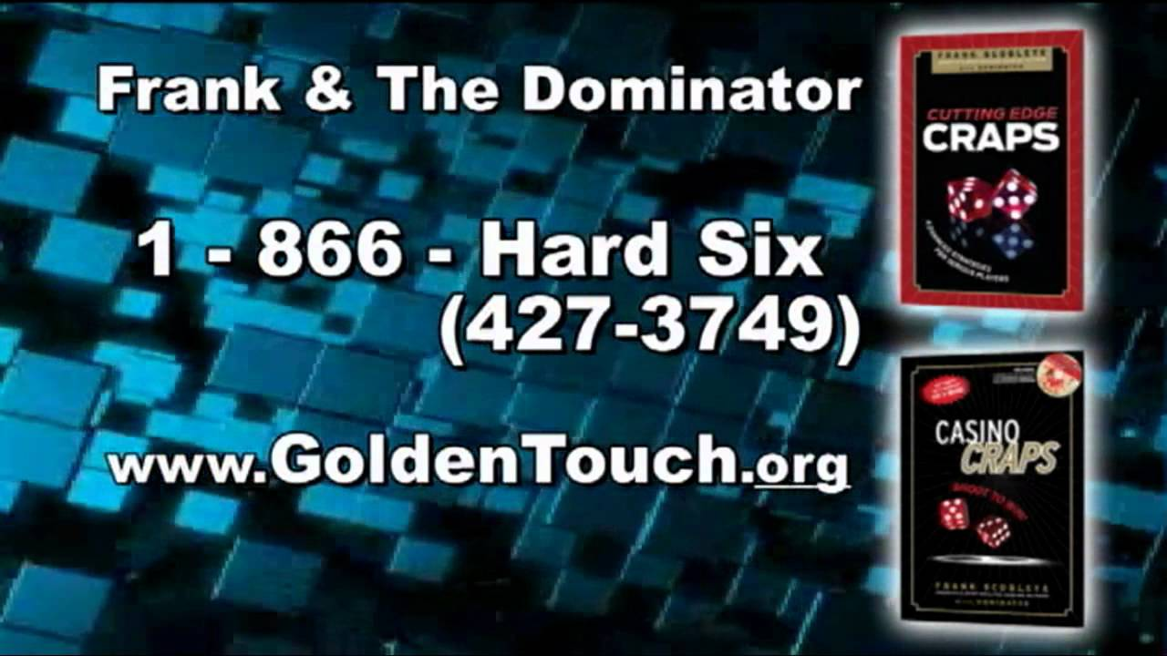 Golden touch craps youtube