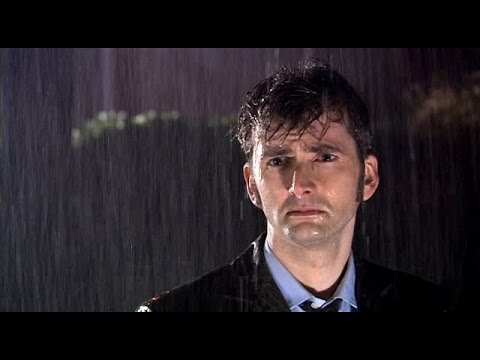 Tenth Doctor Sad Rain