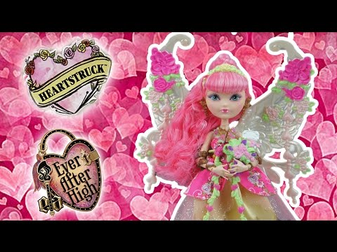Ever After High Heartstruck C.A. Cupid Doll Review and Comparisons
