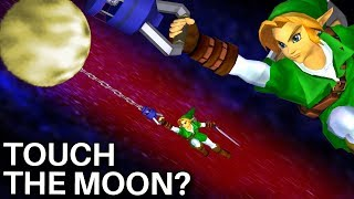 Can You Touch the Moon in Ocarina of Time? (Zelda)