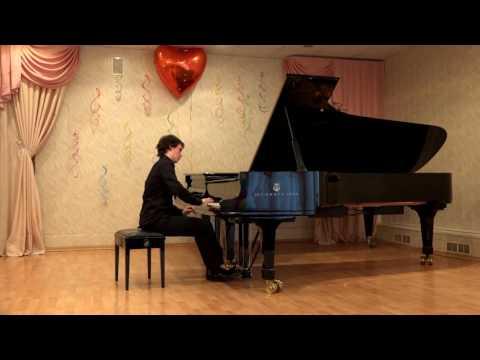 Бах Иоганн Себастьян - BWV 903 - Хроматическая фантазия и фуга (ре минор)