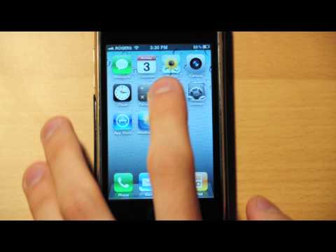 HOW TO: Properly Turn Off iPhone 3GS Apps. iOS 4.1