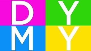 DON'T YUK MY YUM by Funky Pants   #DYMY   DYMY.video
