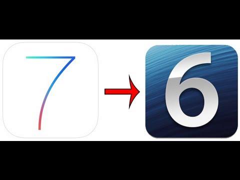 Como voltar para o iOS 6.1.3/6.1.4 depois de ter instalado o iOS 7 BETA (DOWNGRADE)