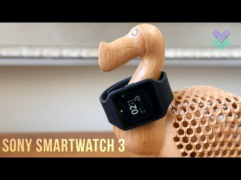 Sony SmartWatch 3 Review: Should You Buy it?
