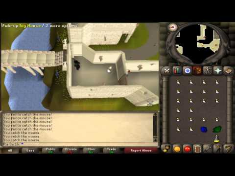 2007 Scape easy 1-51 Agility guide (For quests)